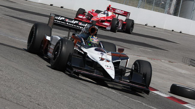 Sam Schmidt avanti con i motori Honda nel 2012