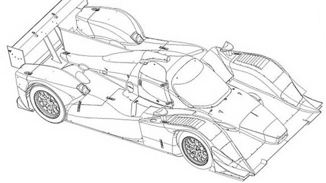 Sarà chiusa la Lola per la classe LMP2 del 2012!