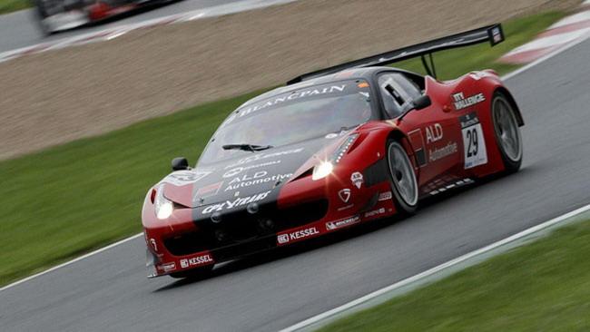 Bartels e la Vita4One in pole position a Magny-Cours