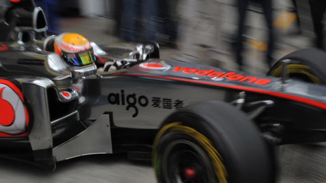 La McLaren ingaggia un motorista!