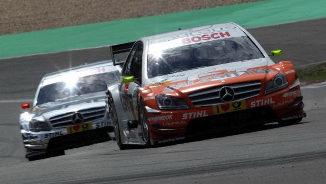 Ralf Schumacher stupisce tutti nelle libere 2