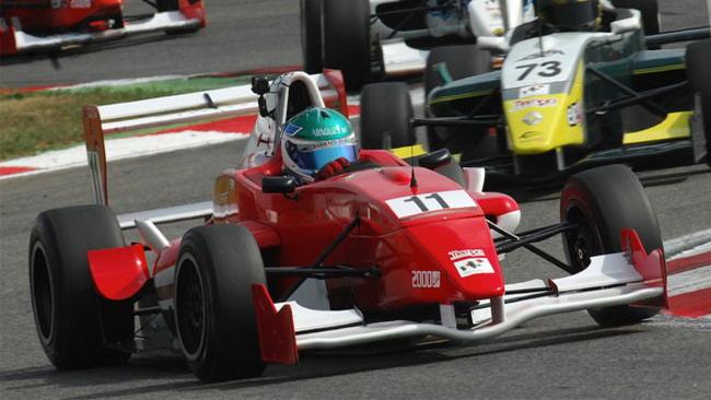 F2000 Light: Curatolo azzecca le slick e vince gara 2