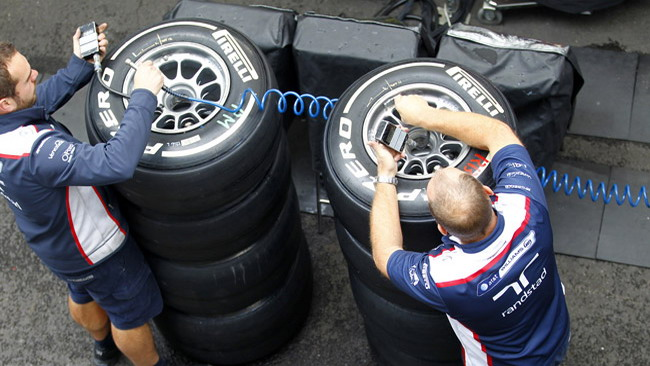 La Pirelli chiede nuove regole sulle gomme alla FIA
