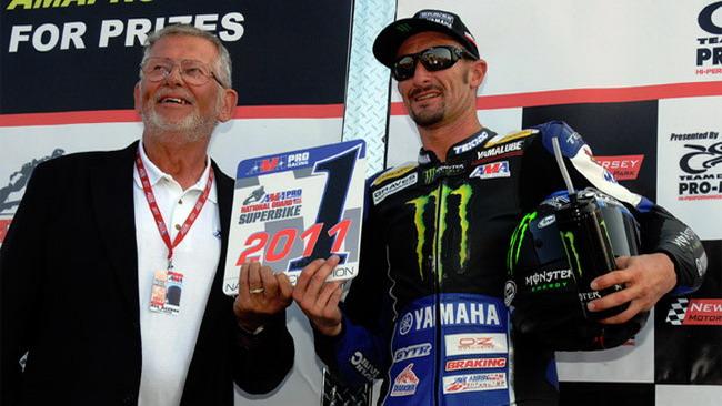 Test premio con la Yamaha Tech 3 per Josh Hayes