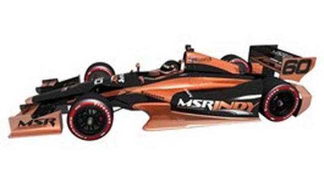 Michael Shank Racing debutta in Indycar nel 2012
