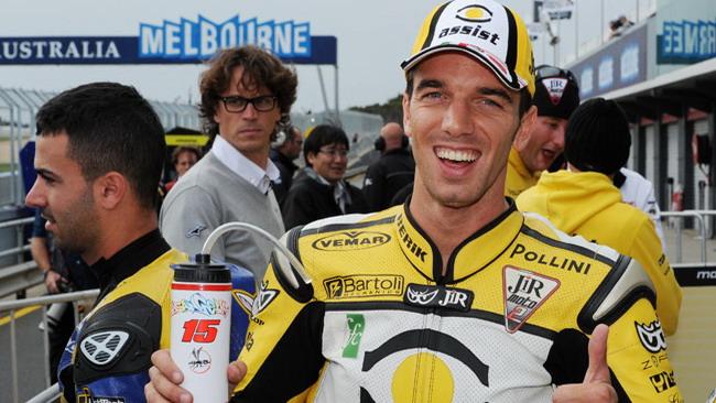 De Angelis crede ancora al terzo posto nel Mondiale