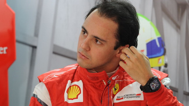Massa vuole ricambiare la fiducia della Ferrari