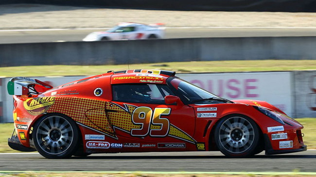 Lotus Cup: a Castiglioni il titolo della classe GT Cup