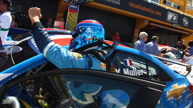 Doppietta di Huff, ma a fare festa è ancora Muller!