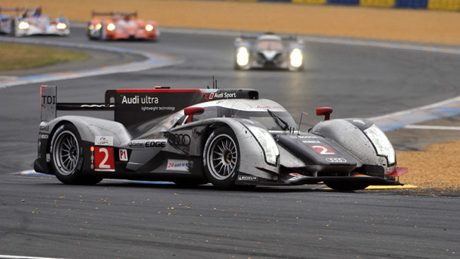 17 squadre già ammesse alla 24 Ore di Le Mans 2012