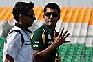 Chandhok rassegnato ad un ruolo da test driver