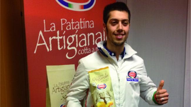 Lorenzo Zanetti salta in SBK con il Team Pata