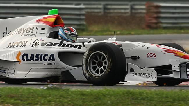 Facundo Regalia ha firmato per il Campos Racing
