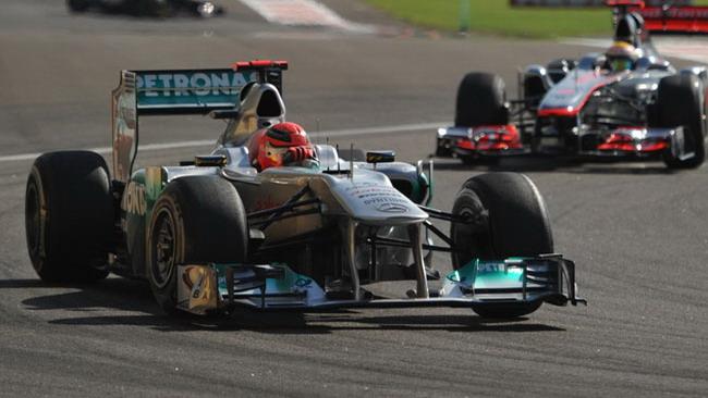 In Mercedes puntano sul suono dei V6 turbo