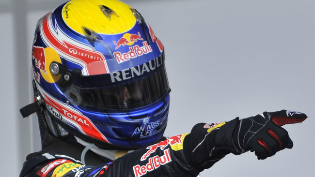 La Red Bull affida a Webber il debutto della RB8