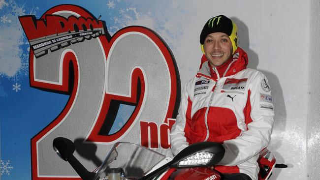 La nuova Ducati Desmosedici diserta il Wrooom