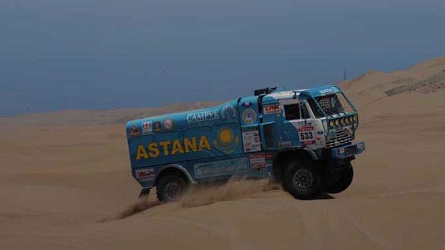 Dakar, 10° Tappa: nei camion spunta Ardavichus