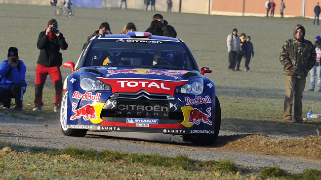 Montecarlo, PS4: Latvala out, Loeb va in fuga