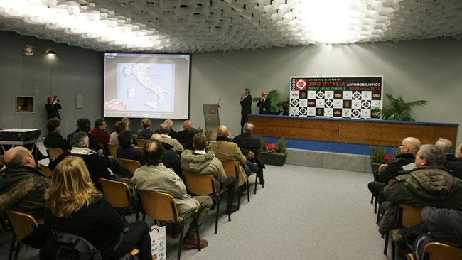 Il Giro d'Italia sbarca in Sicilia nel 2012