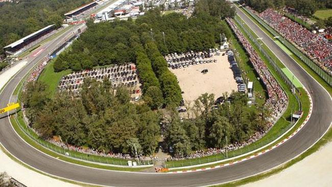 Monza festeggia 90 anni con circa 100 gare