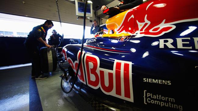 Jerez, Day 4, Ore 12: Vettel fermo per problemi elettrici