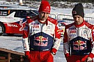 Svezia, PS7: Loeb esce e perde 2 minuti