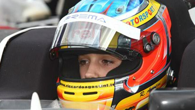 Agostini sale in Formula 3 con la JD Motorsport