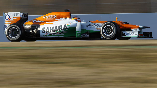 La Force India continua a stupire