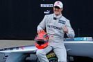 Mercedes propone un biennale a Schumacher