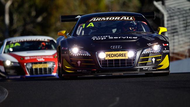 La 12 Ore di Bathurst va all'Audi R8 LM