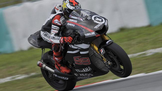 Lorenzo non si sbilancia sul nuovo motore Yamaha