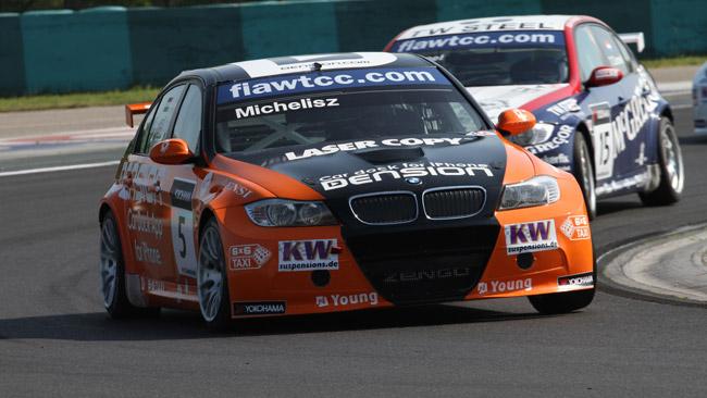 La Zengo Motorsport raddoppia con Gabor Weber