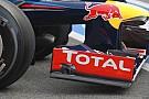 Red Bull Racing: l'ala inclinata era solo rotta!