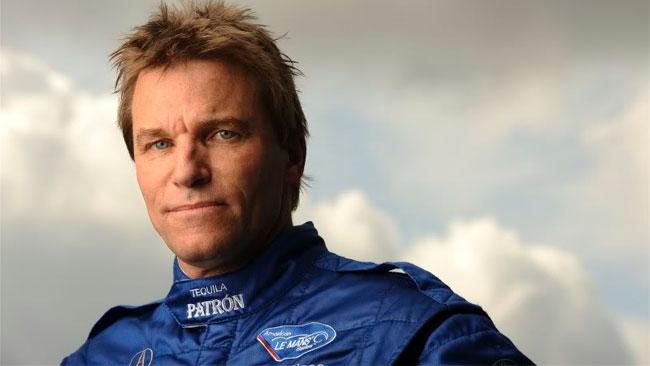 Stefan Johansson torna alla 12 Ore di Sebring
