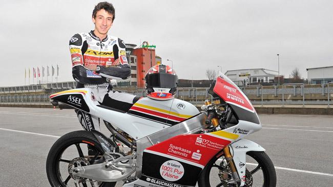 Il Racing Team Germany punta su Louis Rossi