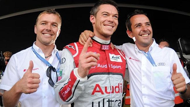 Lotterer regala all'Audi la pole alla 12 Ore di Sebring