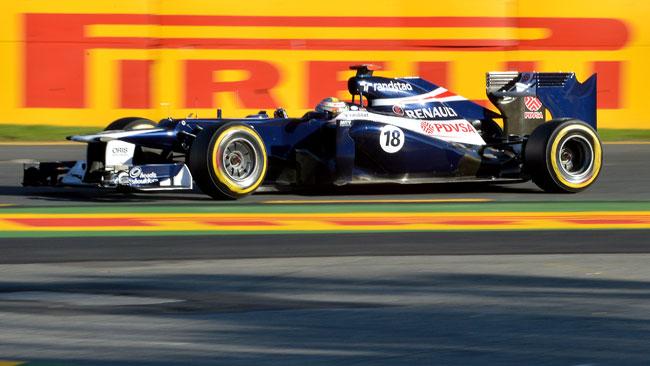 Maldonado spreca la grande occasione della Williams