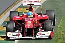 La Ferrari F2012 deve curare il mal di... pancia?