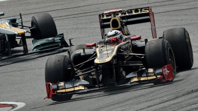 Raikkonen perderà cinque posizioni in griglia
