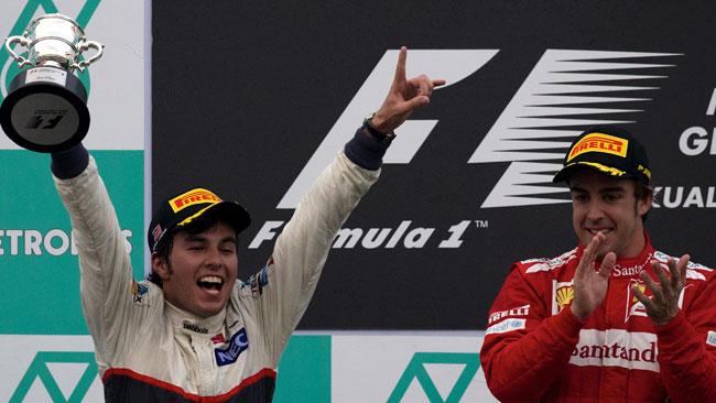 Sepang dà un segno: Perez è il... presente Ferrari?