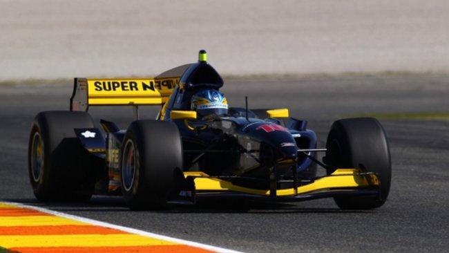Adrian Quaife-Hobbs nuovamente in pole position