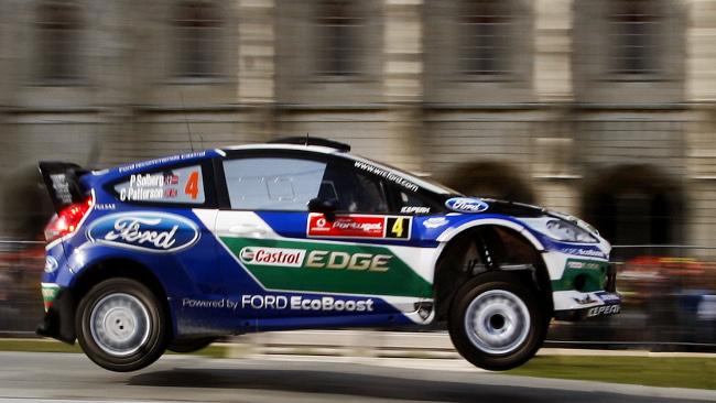 Portogallo, PS12: La zampata di Petter Solberg
