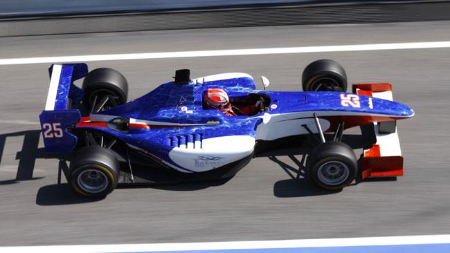 Kevin Ceccon entra in GP3 con la Ocean