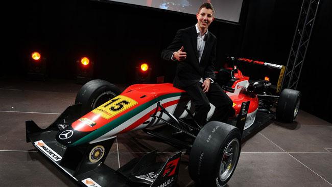"""Marciello: """"Sogno di affiancare Alonso in Ferrari!"""""""