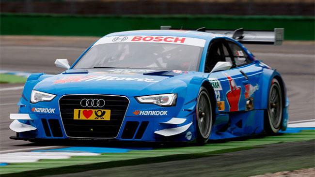 Cinquina Audi nelle prime libere del 2012!
