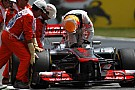 Squalificato Lewis Hamilton, la pole a Maldonado!