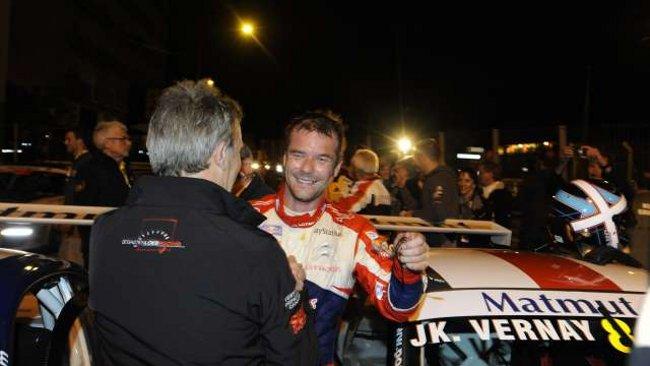 Loeb dominatore della Carrera Cup a Pau
