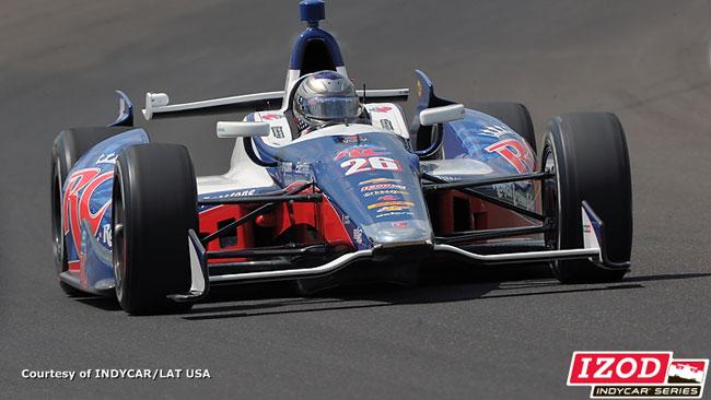 Indy 500, Libere 4: Andretti guida la tripletta Chevy