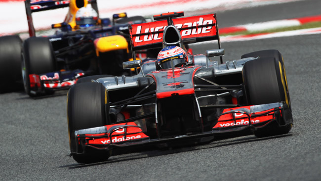 La McLaren boccia i rookie test a Silverstone