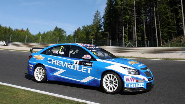 Salzburgring, Qualifica: Huff nella tripletta Chevrolet